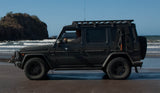 G500 with Low Profile Roof Rack for G-Wagen - Slimline
