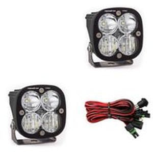 "Squadron Pro 3"" LED Driving Lights by Baja Designs"