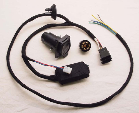 Trailer hitch g wagenaccessories electronic trailer wiring harness for w463 g class from 2002 to 2012 asfbconference2016 Image collections