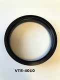 Black Anodized Mercedes Center Cap adapter for Hutchinson Wheels