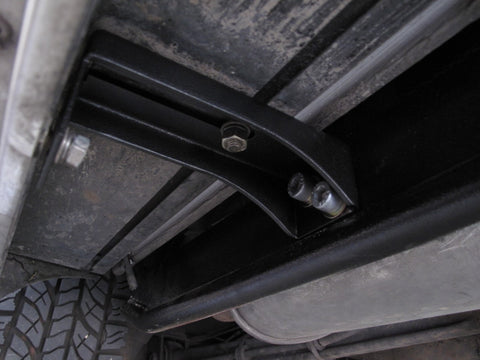 RB Bracket kit to mount the OEM running boards to rock slider