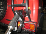 G-wagen W460 easy gas filling with ladder