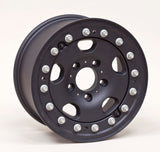 Hutchinson WA-1207 wheel, Black Matte, for W463 Gwagen