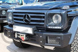 Steel Winch Bumper for Mercedes G-Wagen 2016+