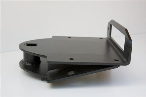 Removable Recovery Winch Carrier for the front W463 Tow Pin Bumper, Gwagen parts and accessories