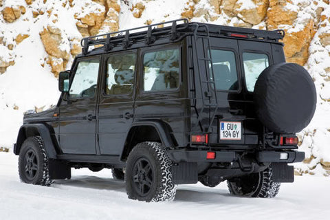 Professional G-wagen Roof Rack Pur