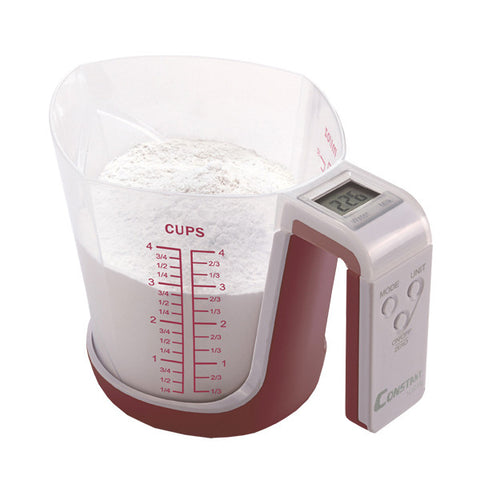 Scale - Measuring Cup Sml Style 2 - Red