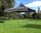 Fine Living Lifestyle Gazebo - Black