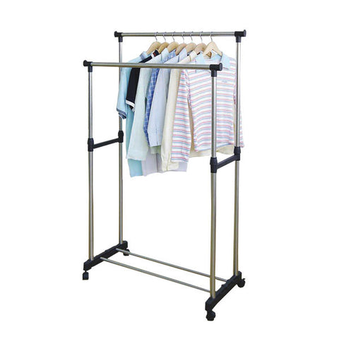 Drying Rack Double Pole / Telescopic