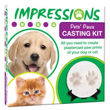 Cheatwell Games Impression Casting Pets Paws Kit - UK Import