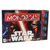 Star Wars Monopoly Board Game - UK Import