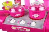 Toy - Kitchen Play Set - Girl