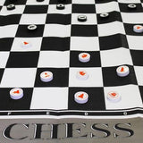 Toy - Play Mat - Chess