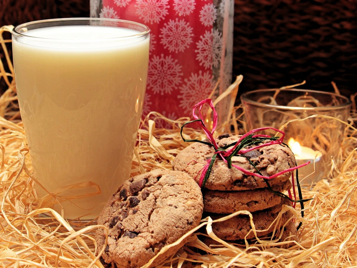 Healthy Cookies - Get kids to eat healthy!