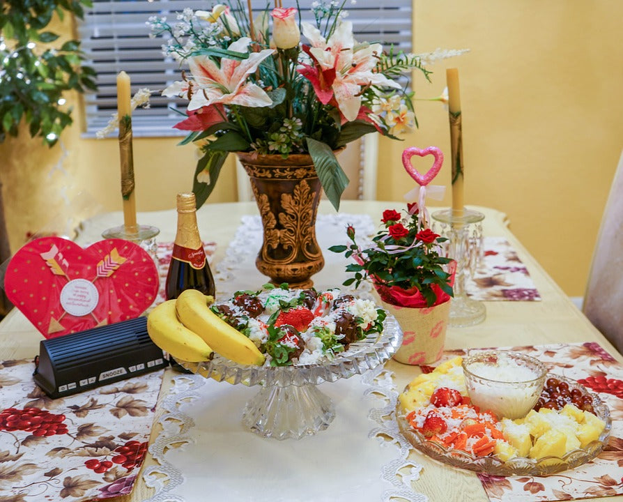 The Perfect Valentine's Gift: Healthy Diet Plan For Valentine