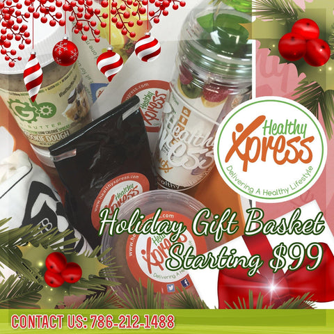 Healthy Gift Box NL - Healthy Xpress