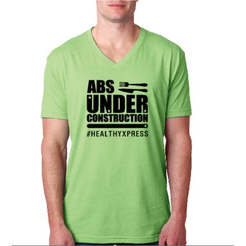 Abs Under Construction Pre-Order - Healthy Xpress