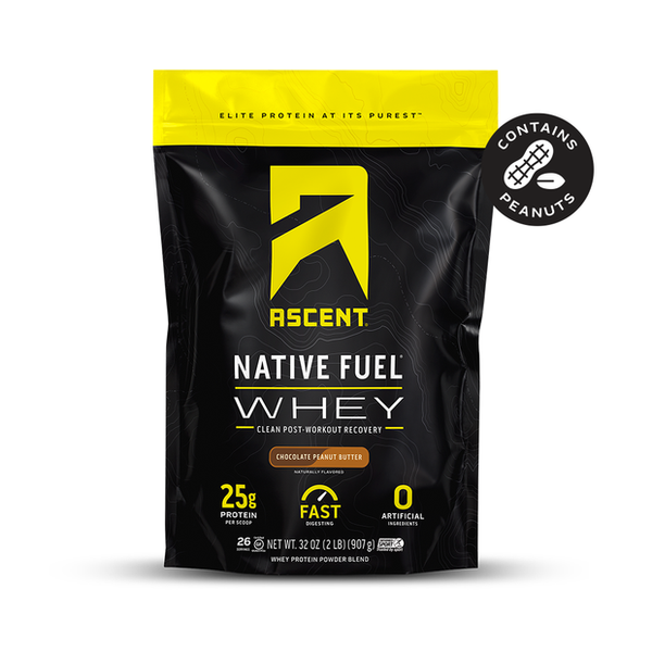 Low Carb - Ascent Whey Protein - Healthy Xpress