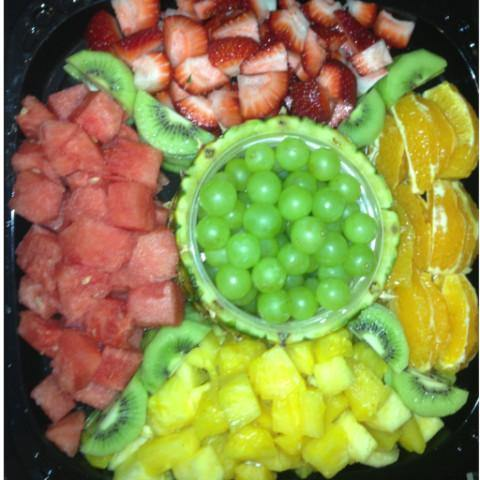 Vegetable or Fruit Platter - Healthy Xpress