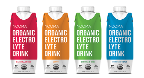 Organic Simple-Ingredient Sports Drinks