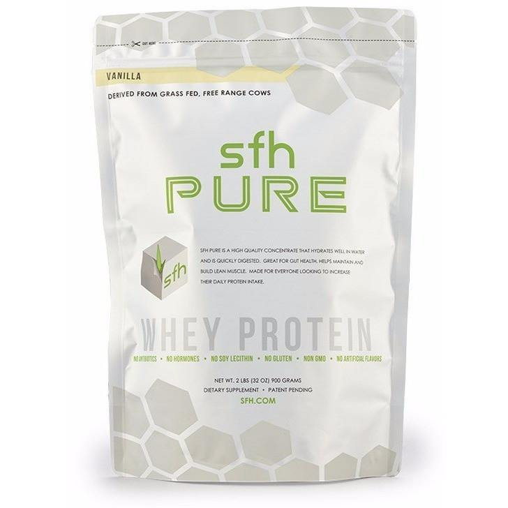 Keto Friendly - SFH Pure Whey - After Work Out Protein