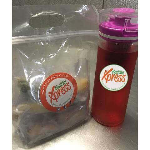 Weekly Xpress H2O Kit for Infused Water