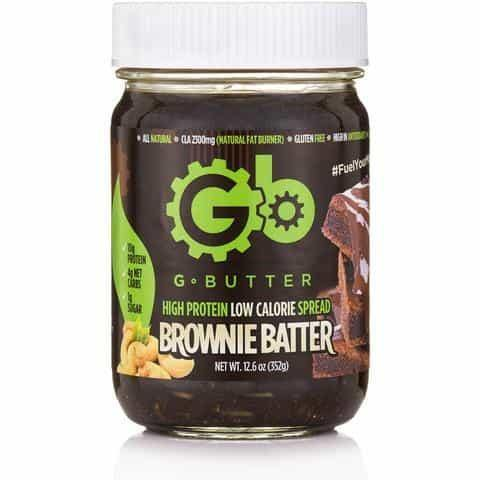G-Butter High Protein Spread - Healthy Xpress