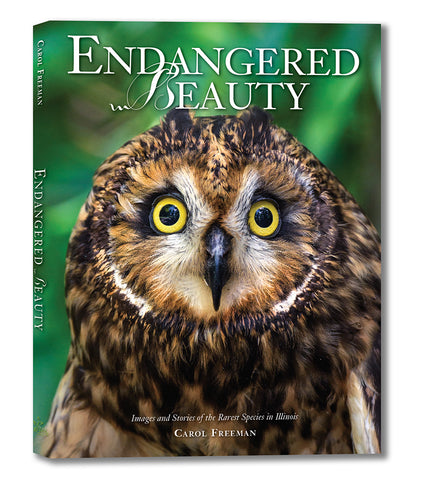 Donate $45 and receive a FREE Endangered Beauty Book