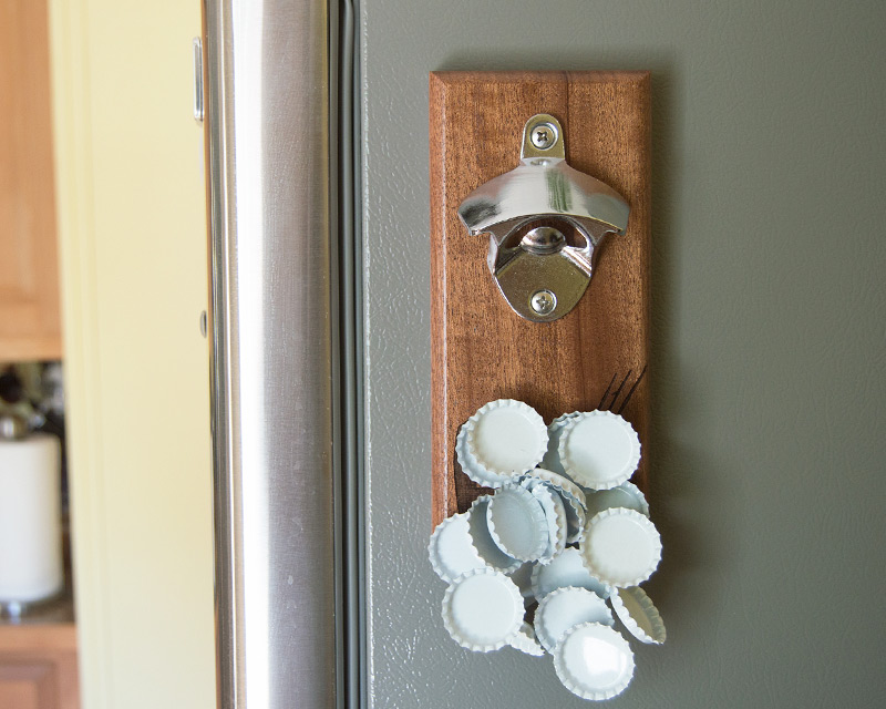 Our Magnetic Bottle Opener