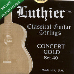 Strings: Nylon: Classical Sets