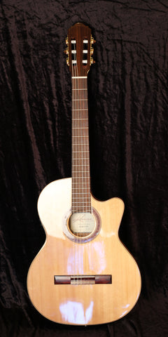 Kremona / Rondo TL (Spruce) / Classical Thinline CWE