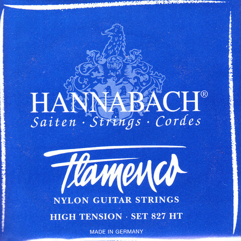 Image of Hannabach / Flamenco / High Tension (827-HT)