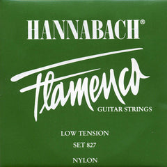 Image of Hannabach / Flamenco / Low Tension (827-LT)