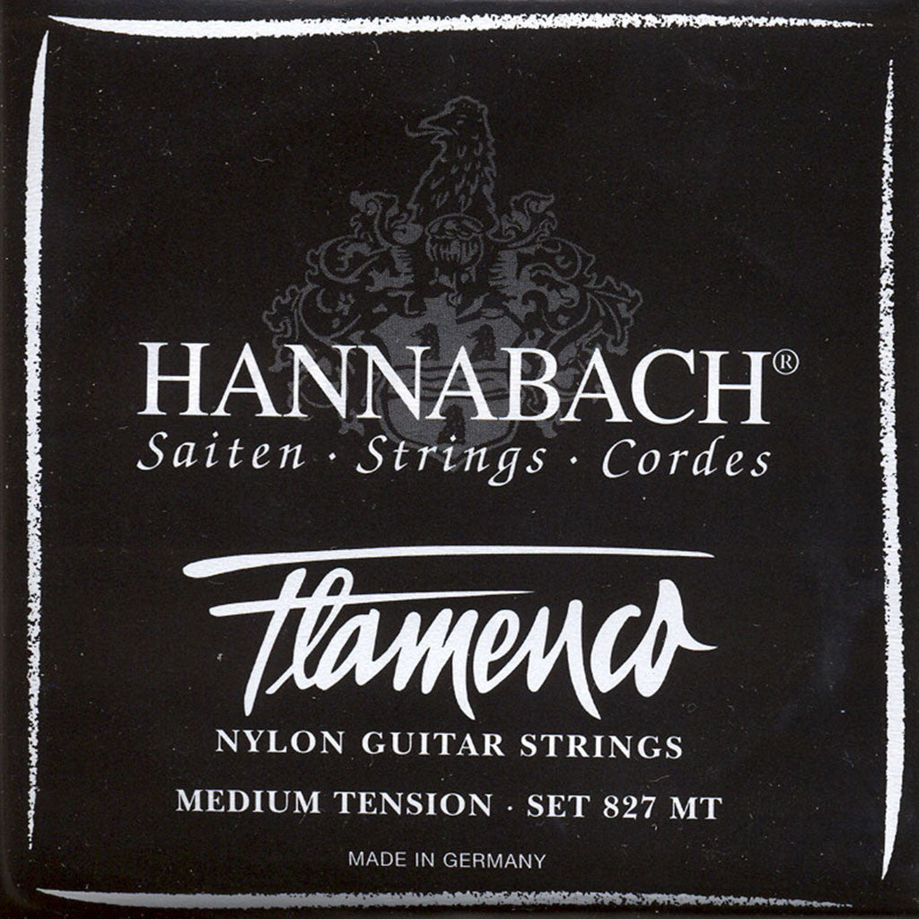Image of Hannabach / Flamenco / Medium Tension (827-MT)