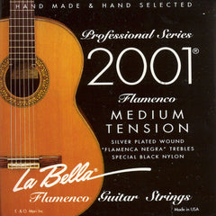 Image of LaBella / 2001 Flamenco / Medium Tension (2001-FL-Medium)