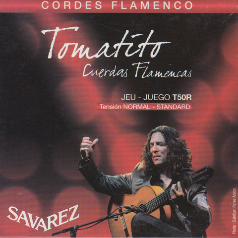 Image of Savarez / Tomatito Flamenco / Standard Tension (T-50-R)