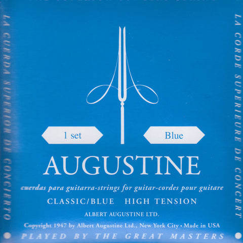 Image of Augustine / Classic Blue / High Tension (Classic/Blue)