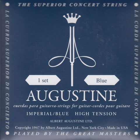 Image of Augustine / Imperial Blue / High Tension (Imperial/Blue)