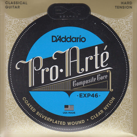 Image of D'Addario / Pro Arté EXP Coated Composite Core / Hard Tension (EXP-46)