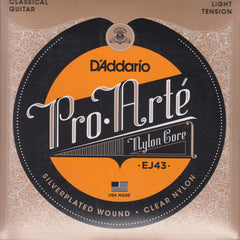Image of D'Addario / Pro Arté Nylon Core / Light Tension (EJ-43)