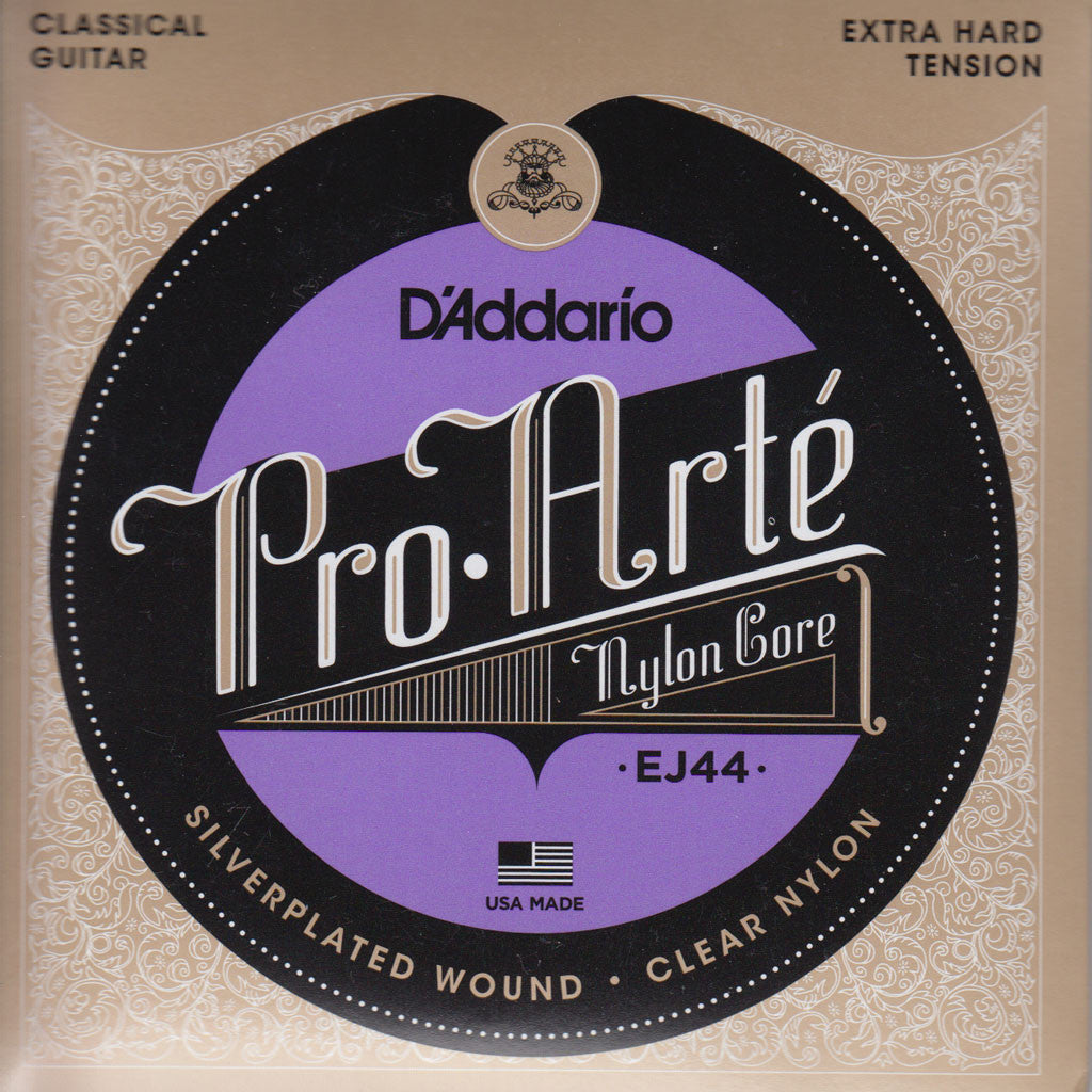 Image of D'Addario / Pro Arté Nylon Core / Extra Hard Tension (EJ-44)