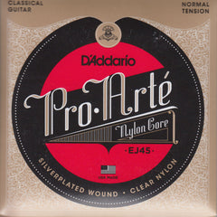 Image of D'Addario / Pro Arté Nylon Core / Normal Tension (EJ-45)