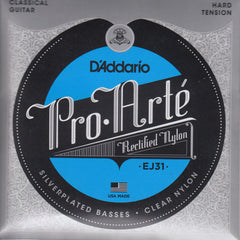 Image of D'Addario / Pro Arté Rectified Nylon / Hard Tension (EJ-31)