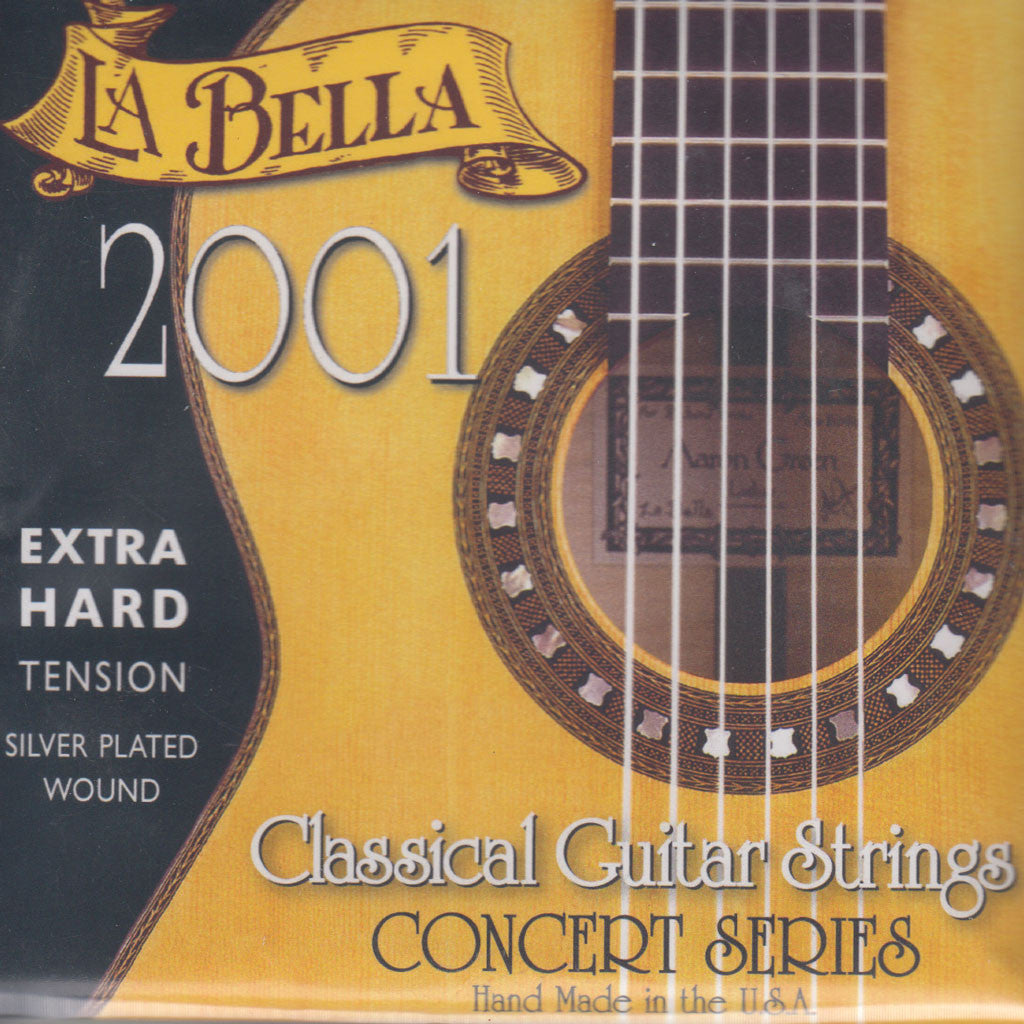 Image of LaBella / 2001 Classical / Extra Hard Tension (2001-Extra Hard)