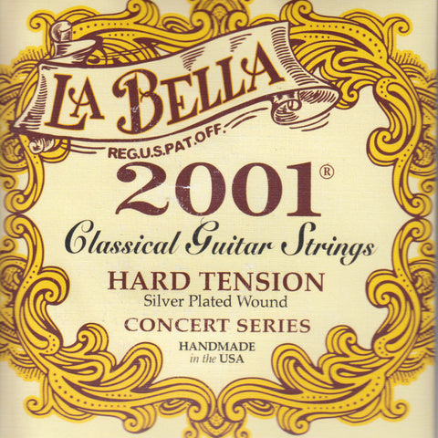 Image of LaBella / 2001 Classical / Hard Tension (2001-Hard)