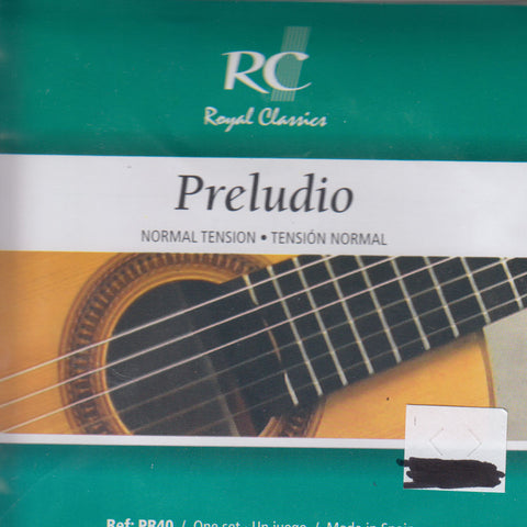 Image of Royal Classics / Preludio / Normal Tension (PR-40)