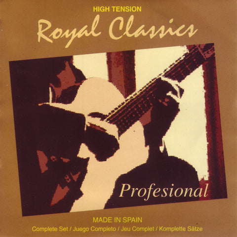 Image of Royal Classics / Professional / High Tension (RC-10)