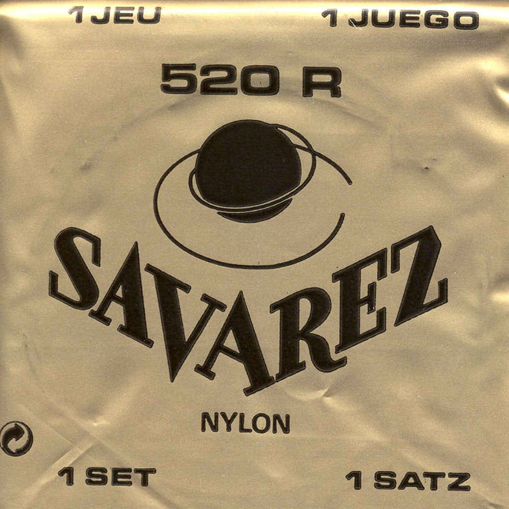 Image of Savarez / Traditional Series Carte Rouge / High Tension (520-R)