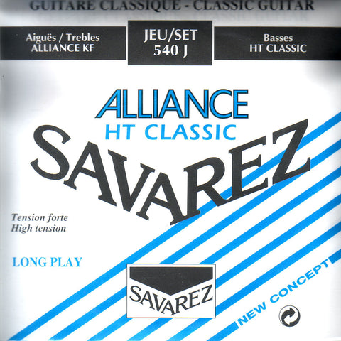 Image of Savarez / Alliance Classic / High Tension (540-J)