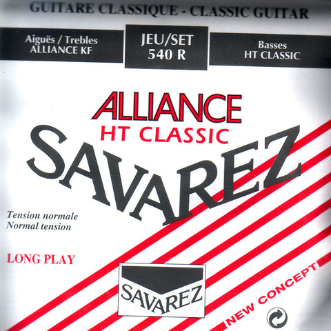 Image of Savarez / Alliance Classic / Normal Tension (540-R)